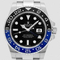 Rolex GMT-Master II Steel 40mm Blue No numerals United Kingdom, London