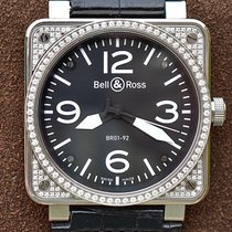 Bell & Ross BR 01-92 Steel 46mm Black United States of America, Texas, Plano
