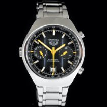Heuer Steel 40mm Automatic 110.573 pre-owned
