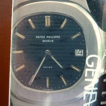Patek Philippe Nautilus orig. 3700/1 Nautilus Beyer Korkbox 1977 neu