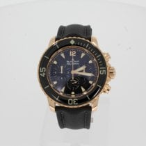 Blancpain Fifty Fathoms 5085F-3630-52A New Red gold 45mm Automatic