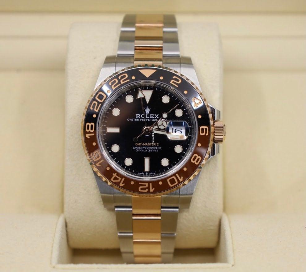 Rolex GMT-Master II 126711CHNR 2020 nuevo