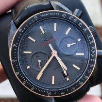 Omega Speedmaster Professional Moonwatch Ceramic Black No numerals United States of America, Iowa, Des Moines
