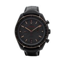 Omega Speedmaster Professional Moonwatch Ceramic Black No numerals South Africa, Paarl