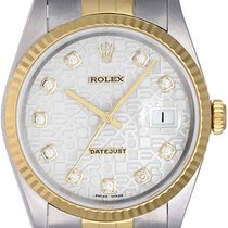 Rolex 16233 Gold/Steel Datejust 36mm pre-owned United States of America, Texas, Dallas