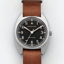 Hamilton H76419531 Acier 2020 Khaki Pilot Pioneer 33mm nouveau