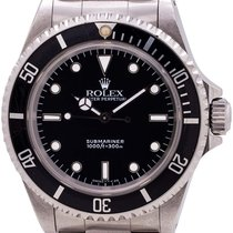 Rolex Submariner (No Date) Steel 40mm Black United States of America, California, West Hollywood