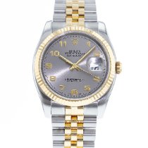 Rolex 116233 Steel Datejust 36mm pre-owned