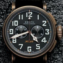 Zenith Pilot Type 20 Extra Special 29.2430.4069/21.C800 Very good Bronze 45mm Automatic