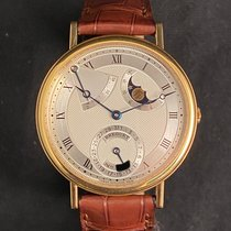 Breguet Classique Yellow gold 36mm Grey Roman numerals