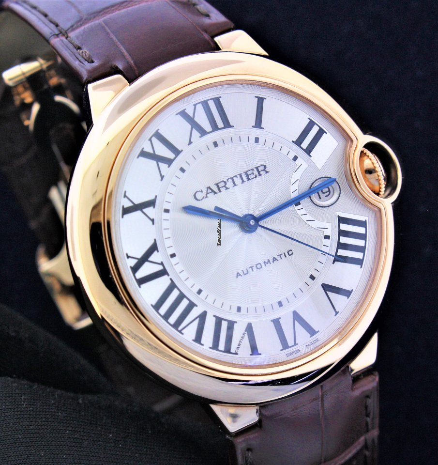Cartier Ballon Bleu new