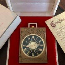Longines Uhr neu 1984 Bronze 54mm Römisch Handaufzug Uhr mit Original-Box und Original-Papieren