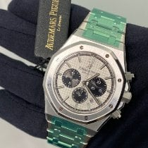 Audemars Piguet 26331ST.OO.1220ST.03 Steel 2019 Royal Oak Chronograph 41mm new United States of America, New York, Manhattan