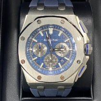 Audemars Piguet Royal Oak Offshore Titanium 42mm Blue No numerals United States of America, New York, Manhattan