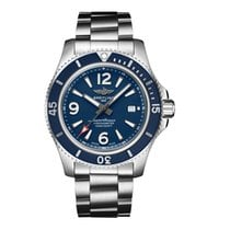 Breitling Superocean 44 new 2021 Automatic Watch with original box and original papers A17367D81C1A1
