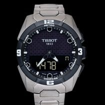 Tissot T-Touch Expert Solar Titanium 45mm Black United States of America, California, San Mateo