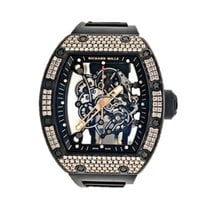 Richard Mille RM 055 Rose gold 49.9mm Transparent No numerals United States of America, New York, New York