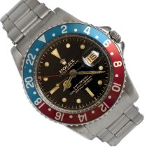 Rolex GMT-Master 1675 1962 pre-owned