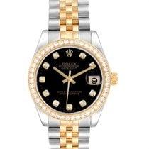 Rolex 178383 Or/Acier 2013 Lady-Datejust 31mm occasion