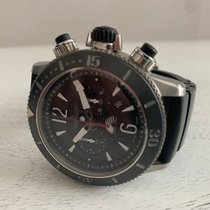 Jaeger-LeCoultre Master Compressor Diving Chronograph GMT Navy SEALs 159.T.C7 2010 rabljen