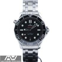 Omega Seamaster Diver 300 M Steel 42mm Black No numerals United States of America, Florida