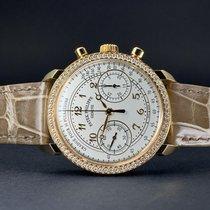 Patek Philippe Chronograph Oro rosa 38mm Plata