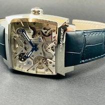 TAG Heuer Platinum Automatic Transparent 40.5mm new Monaco V4