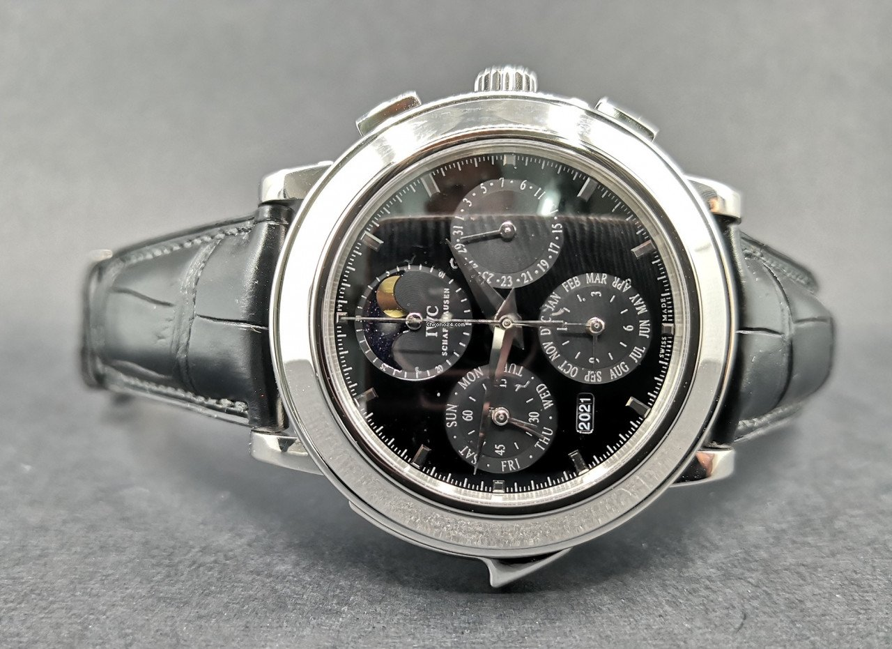 IWC Grande Complication IW3770 1999 pre-owned