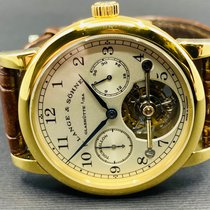 A. Lange & Söhne Yellow gold 38.5mm 710.010 pre-owned