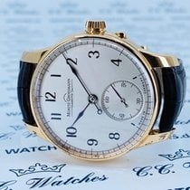 Moritz Grossmann Rose gold 41mm Manual winding 002.B211 pre-owned