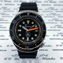 Squale Steel 43mm Automatic 2002 pre-owned