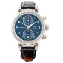 IWC Da Vinci Chronograph новые 2021 Автоподзавод Хронограф Часы с оригинальными документами и коробкой IW393402