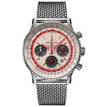 Breitling Navitimer new Automatic Chronograph Watch with original box and original papers AB01219A1G1A1