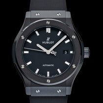 Hublot Classic Fusion 45, 42, 38, 33 mm Ceramic 42mm Black United States of America, California, San Mateo