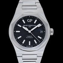 Girard Perregaux Laureato new Watch with original box and original papers 81010-11-634-11A
