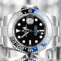 Rolex GMT-Master II Steel 40mm Black No numerals United Kingdom, Derbyshire