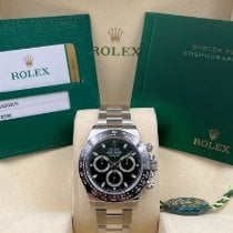 Rolex Daytona Steel 40mm Black No numerals United States of America, New York, New York