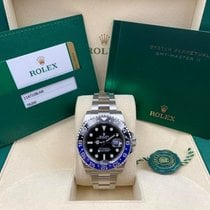 Rolex GMT-Master II new 2018 Automatic Watch with original box and original papers 116710BLNR