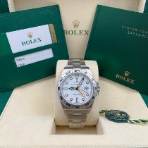 Rolex new Automatic 42mm Steel Sapphire crystal
