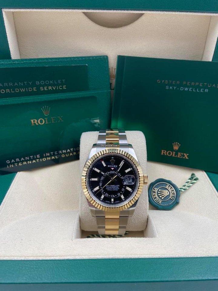 Rolex Sky-Dweller 326933 2021 nov