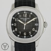 Patek Philippe 5165A-001 Steel 2011 Aquanaut 38mm pre-owned