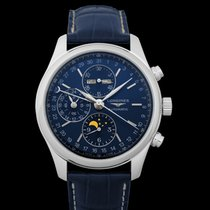 Longines Master Collection Steel 42mm Blue United States of America, California, San Mateo