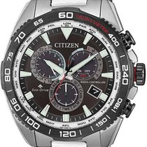 Citizen Promaster Sky Acero 44.5mm Negro