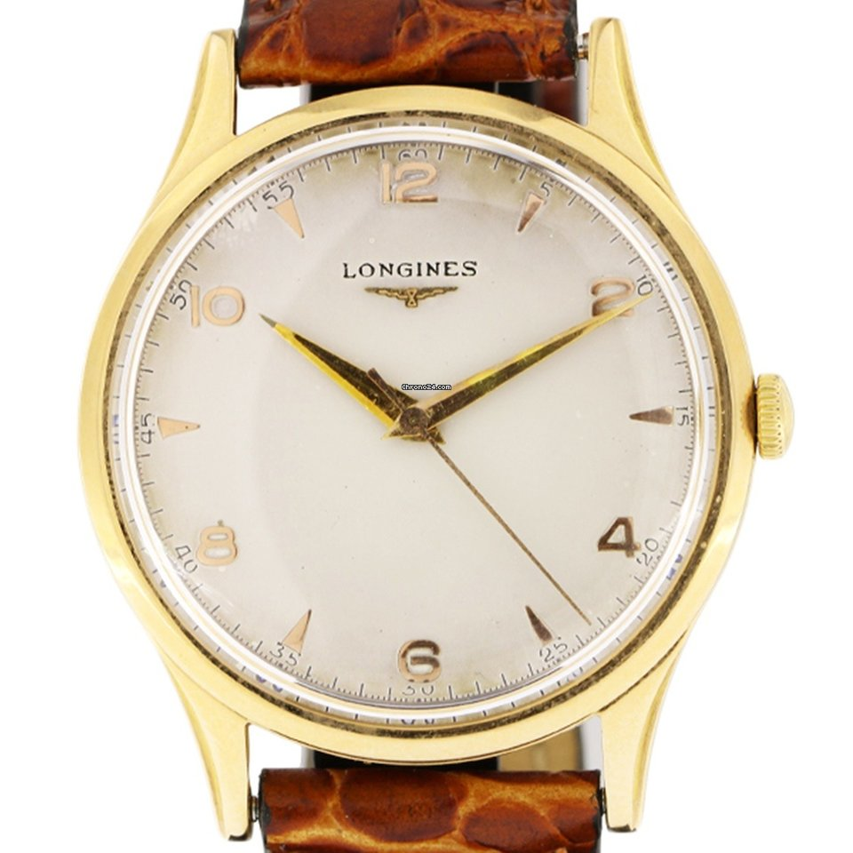 Longines 6282-3 1950 pre-owned