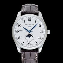 Longines Master Collection Steel 42mm Silver United States of America, California, San Mateo