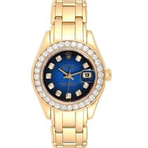 Rolex Lady-Datejust Pearlmaster 69298 1995 usados