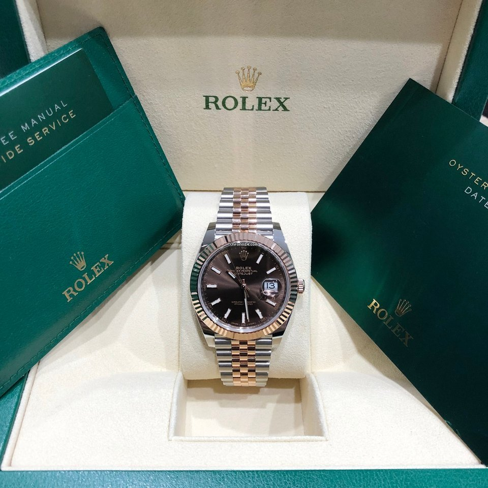 Rolex Datejust II 126331 2021 new