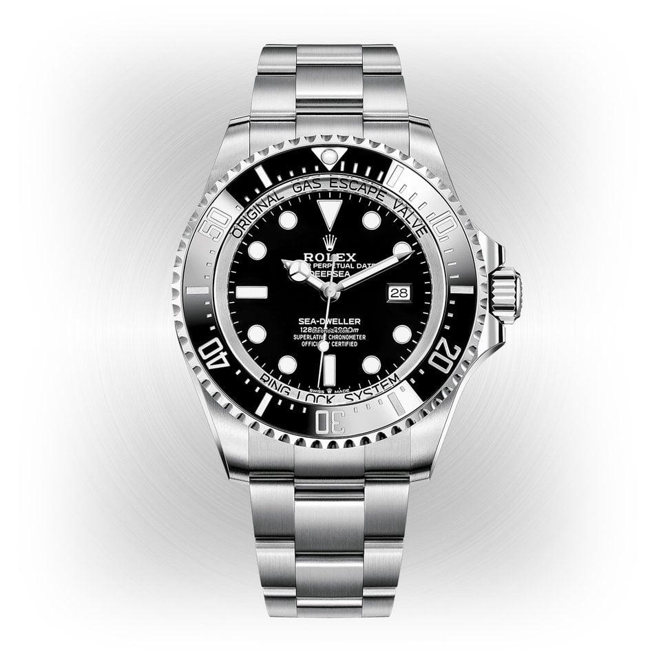 Rolex Sea-Dweller Deepsea 126660-0001 2021 new