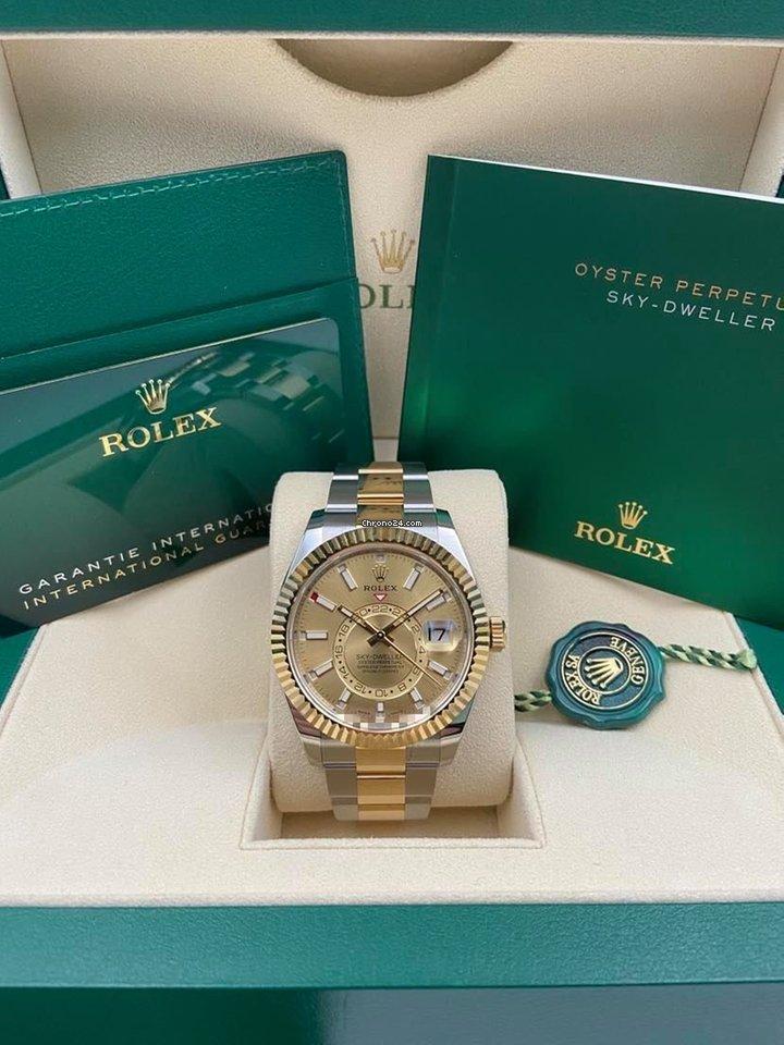 Rolex Sky-Dweller 326933-0001 2020 nov