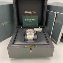 Audemars Piguet Royal Oak Steel 41mm Grey No numerals United States of America, New York, New York